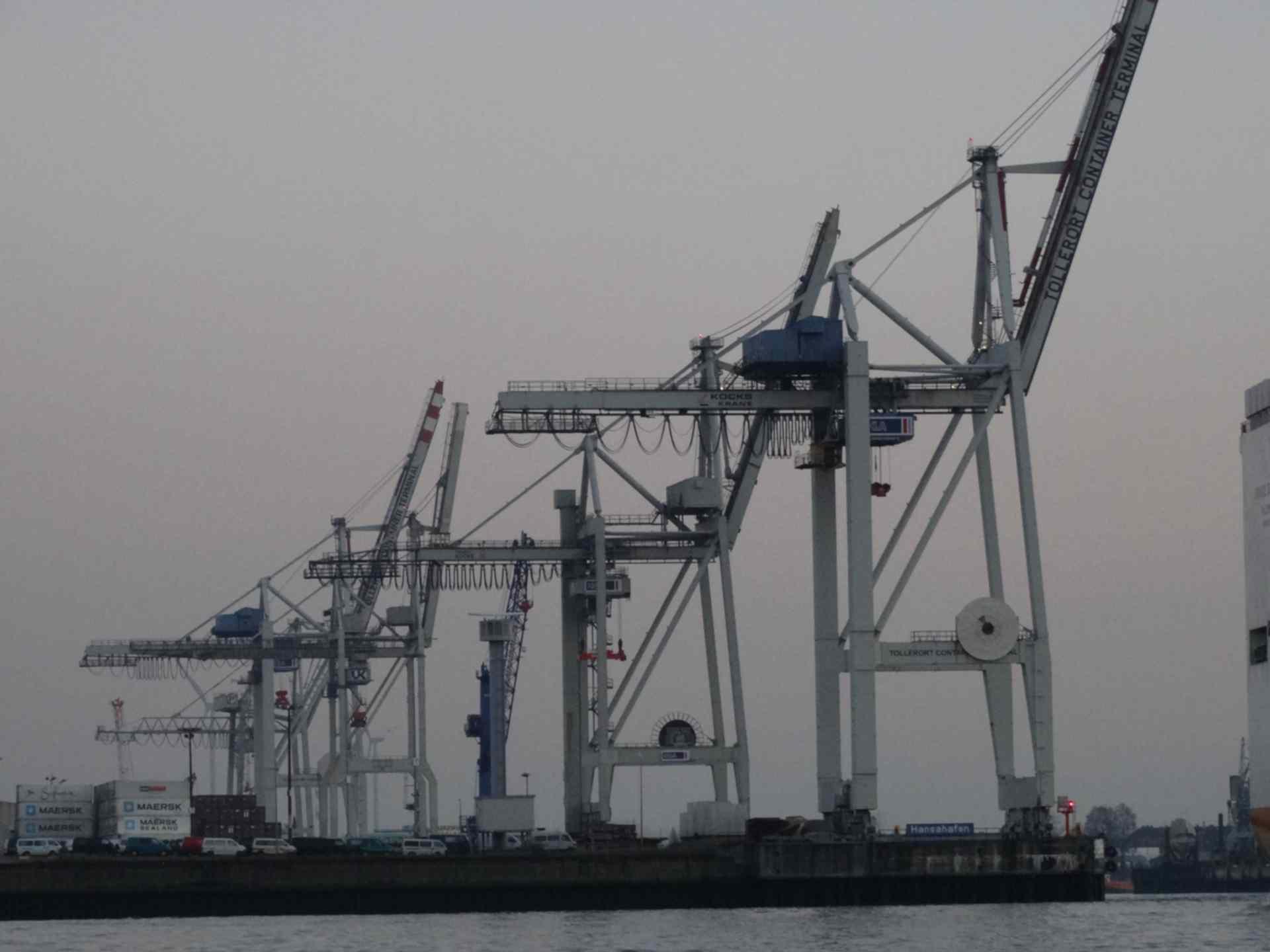 Import von China-Textilien