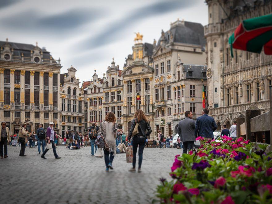 Das Zweigbüro in Brüssel—und die steuerliche Verlustverrechnung