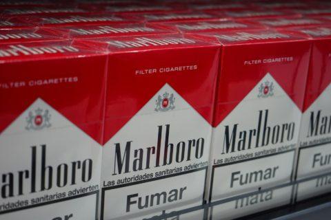 Zigarettenschmuggel via Rotterdam